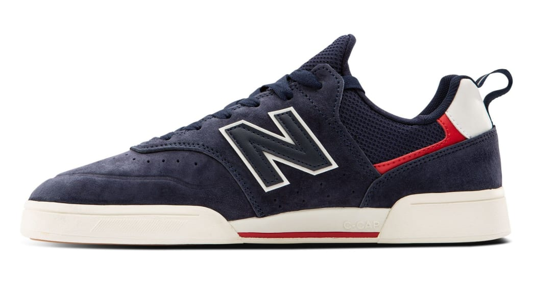 New Balance Numeric 288 Sport Skate Shoe - Navy / Red | Shoes by New Balance 2