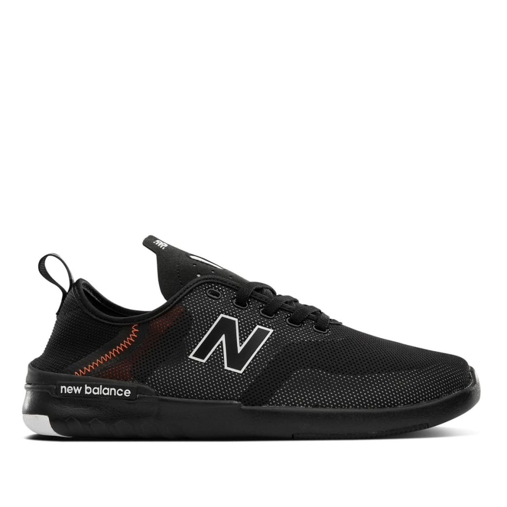 New Balance Numeric All Coasts 659V2 Shoes - Black / Red | Shoes by New Balance 1