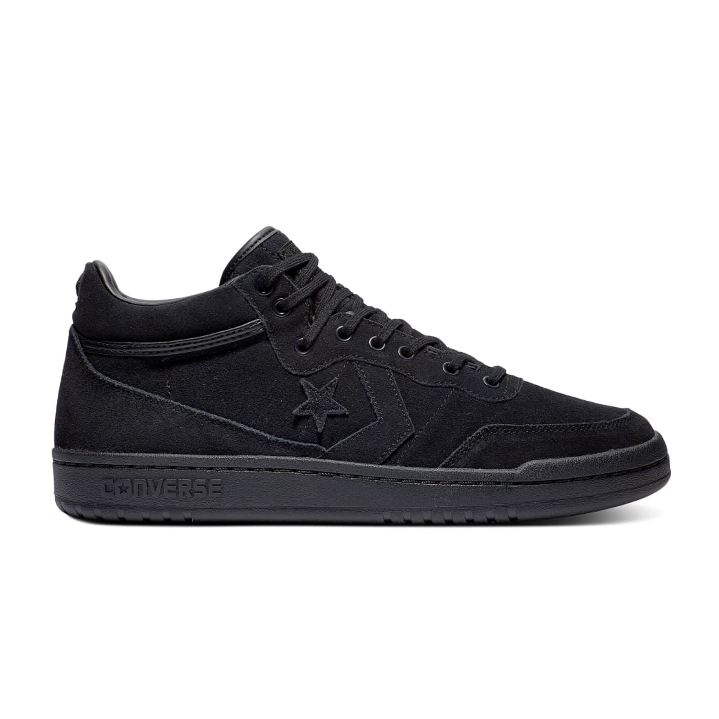 Converse Cons Fastbreak Pro Mid Black/Black | Shoes by Converse Cons 1