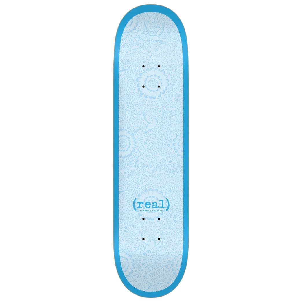 """Real - Flowers Renewal Deck 7.75"""" 