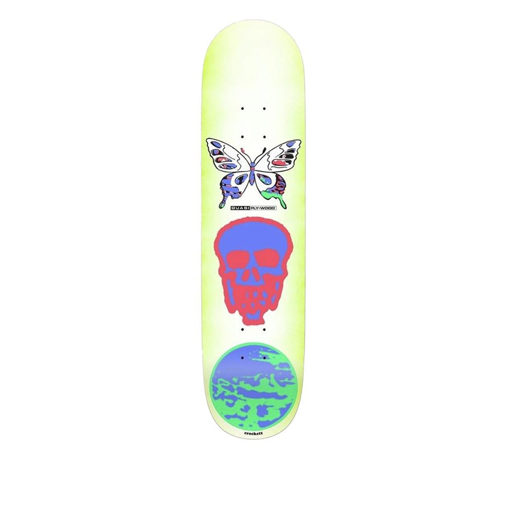 Quasi Crockett Mode Skateboard Deck - 8.5"