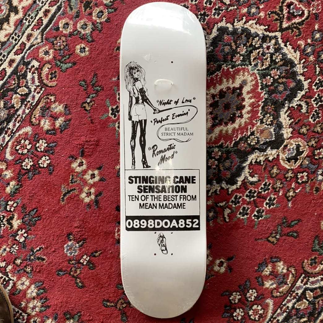 Madame DOA 8.5 | Deck by Dead on Arrival 1