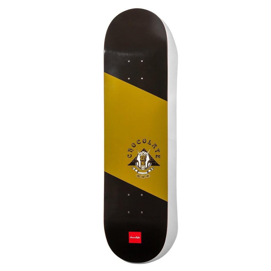 Chocolate Roberts Secret Society Deck- 8.0 | Deck by Chocolate Skateboards 1