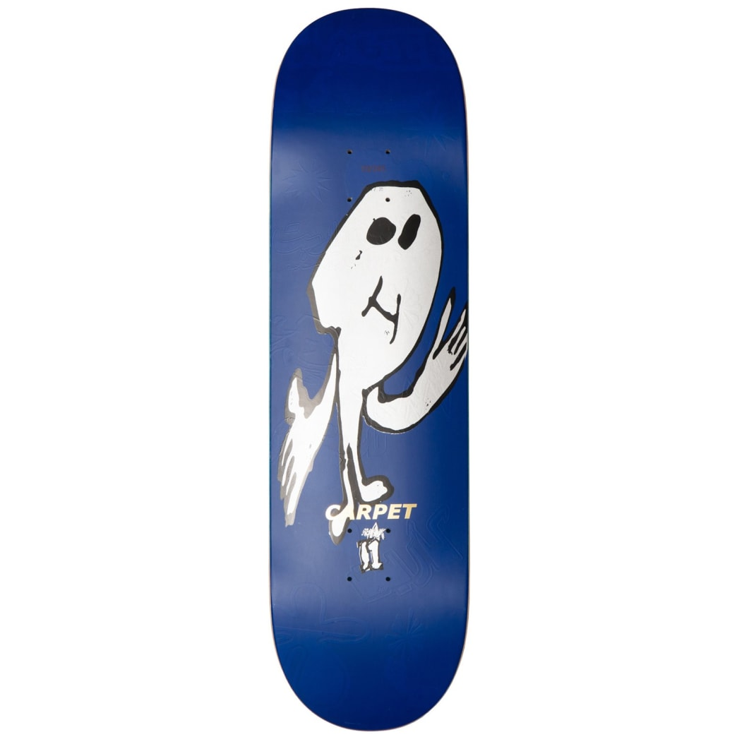 Carpet Company Silly Boy Deck Blue | Deck by Carpet Company 1