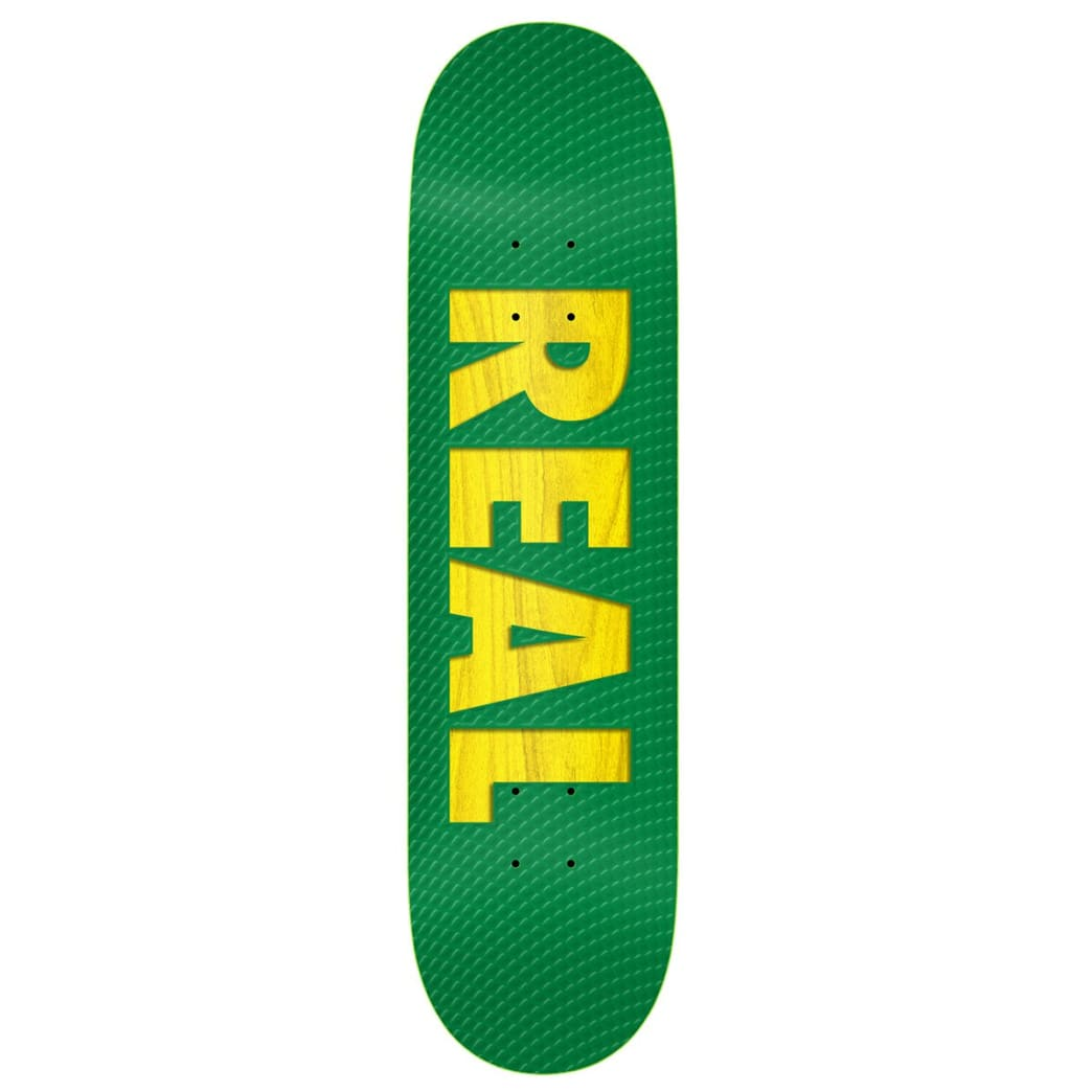 Real Deck - Bold Team Series | Deck by Real Skateboards 1