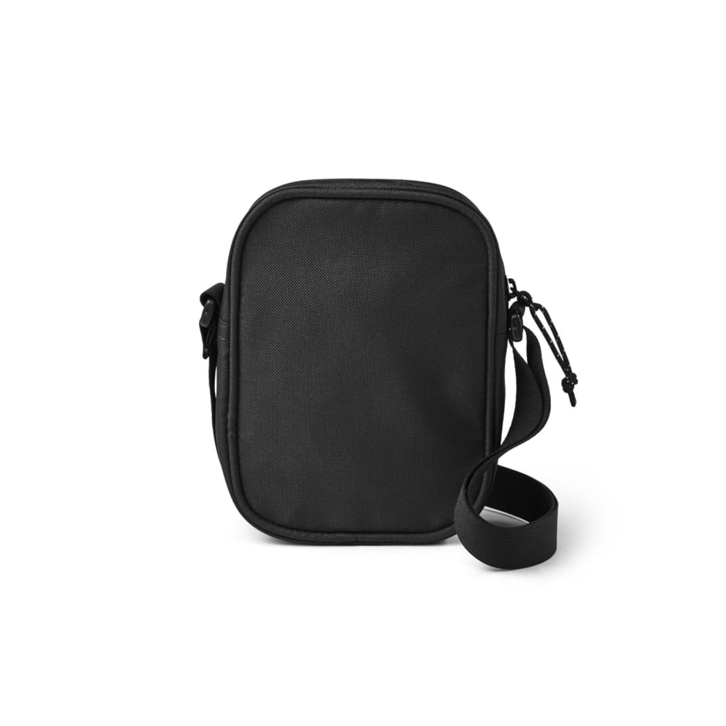 Polar Cordura Mini Dealer Bag - Black | Pouch Bag by Polar Skate Co 2
