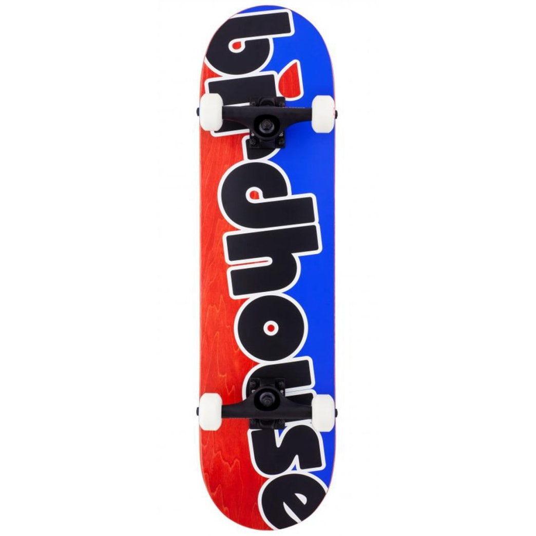 "Birdhouse Stage 3 Toy Logo Complete Skateboard - 8""   Complete Skateboard by Birdhouse 1"