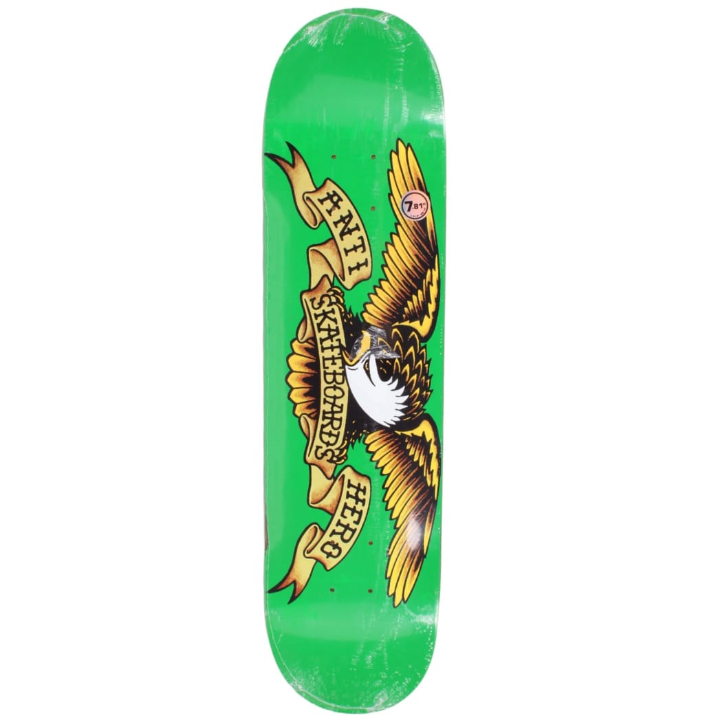 Anti Hero Classic Eagle 7.8 Blemish Deck | Deck by Antihero Skateboards 1