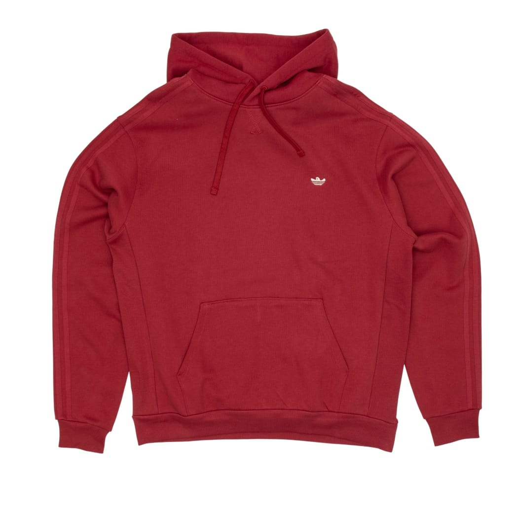 Adidas Mini Shmoo Hooded Sweatshirt - Legacy Red/Alumina   Hoodie by adidas Skateboarding 1