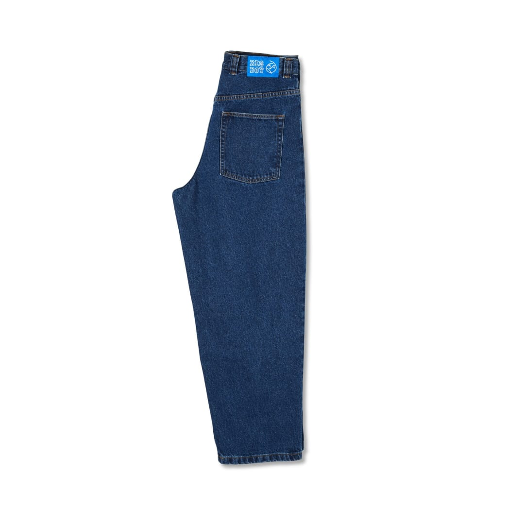 Polar Skate Co Big Boy Jeans - Dark Blue | Jeans by Polar Skate Co 3