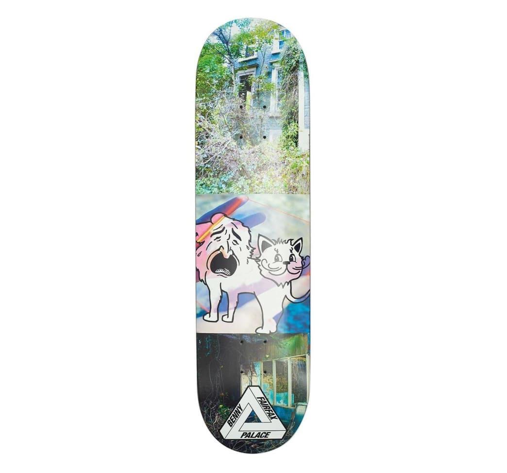 "Palace Skateboards Fairfax S18 8.06"" Skateboard Deck   Deck by Palace Skateboards 1"