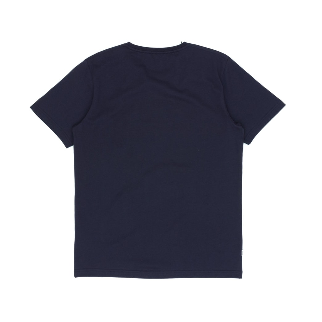 Makia Deckhand T-Shirt - Dark Blue | T-Shirt by Makia Clothing 2
