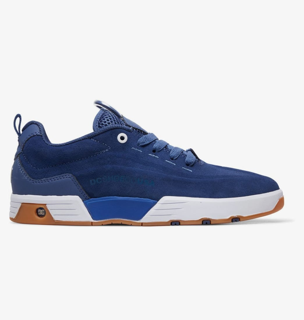 DC Legacy 98 Vac S Skate Shoes - Blue / White | Shoes by DC Shoes 1