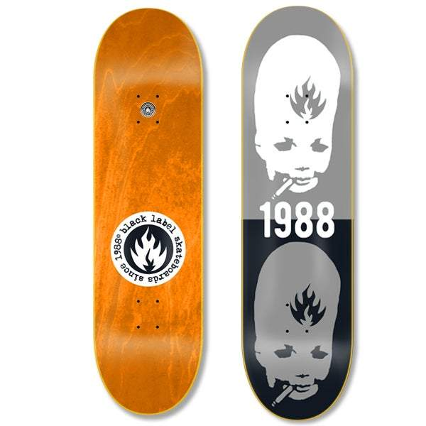 Black Label Thumbhead Stacked Deck 8.75″ | Deck by Black Label 1