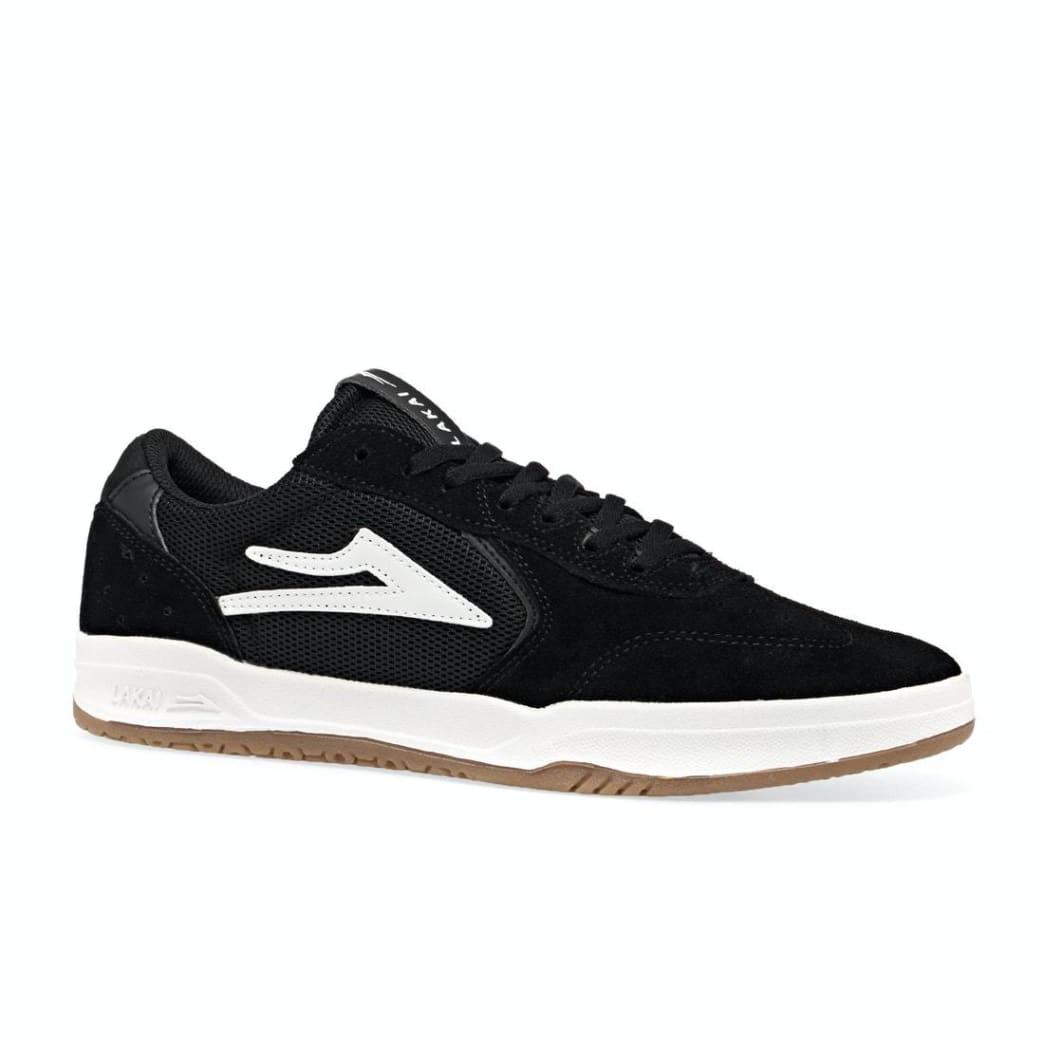 LAKAI ATLANTIC - BLACK WHITE | Shoes by Lakai 1