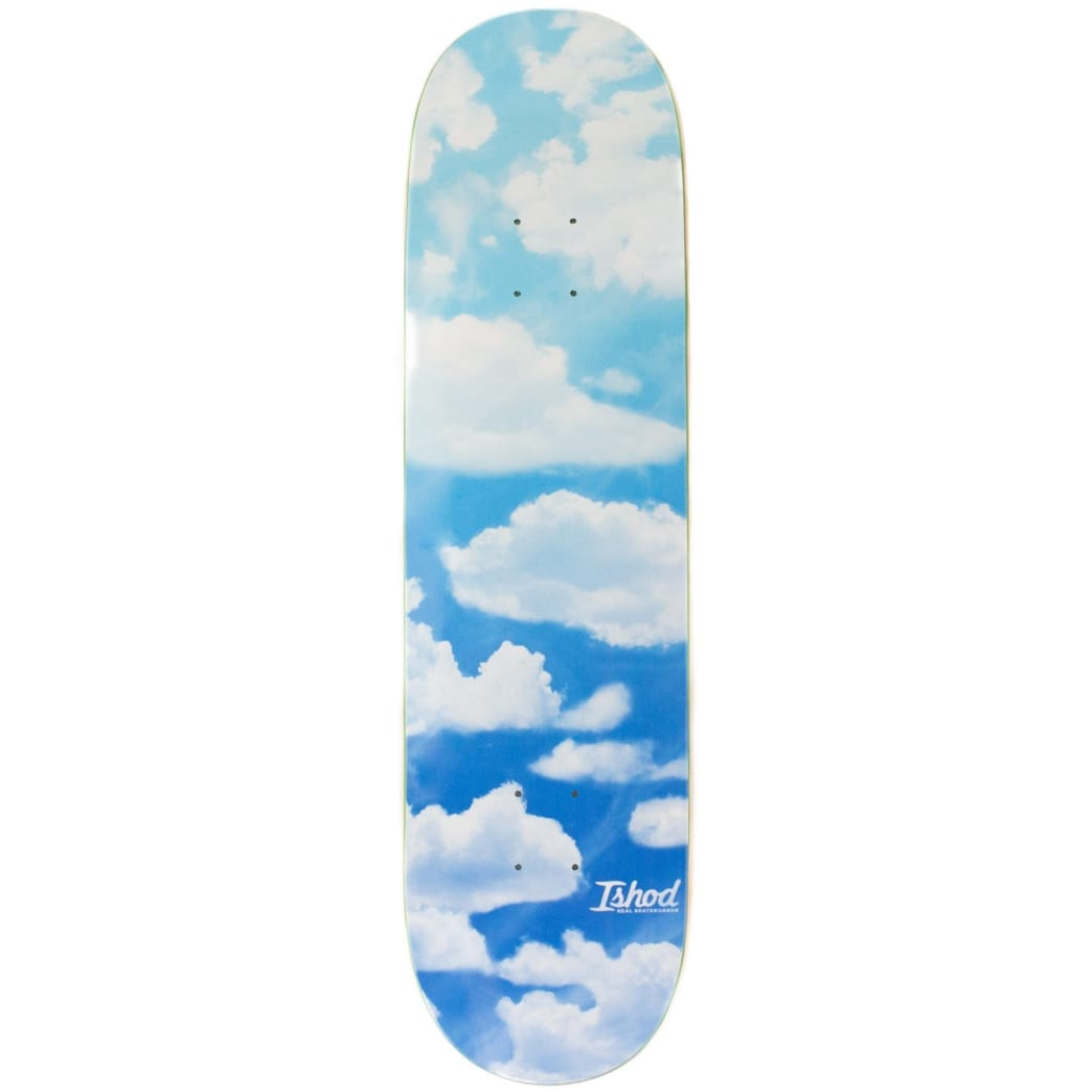 """Real Ishod Sky High Deck 8.25""""   Deck by Real Skateboards 1"""
