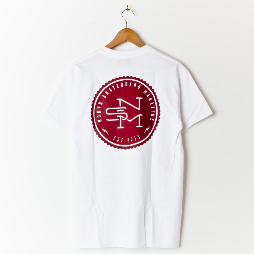 North Original Logo | T-Shirt by North Magazine 2