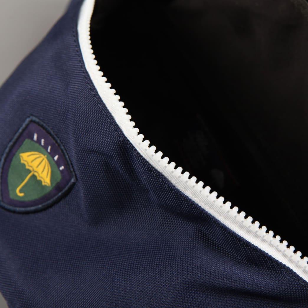 Helas 'Fan' Waist Bag (Navy) | Bum Bag by Helas 4