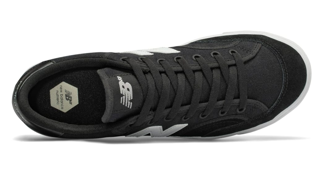 New Balance Numeric 212 Skate Shoes - Black / White | Shoes by New Balance 3