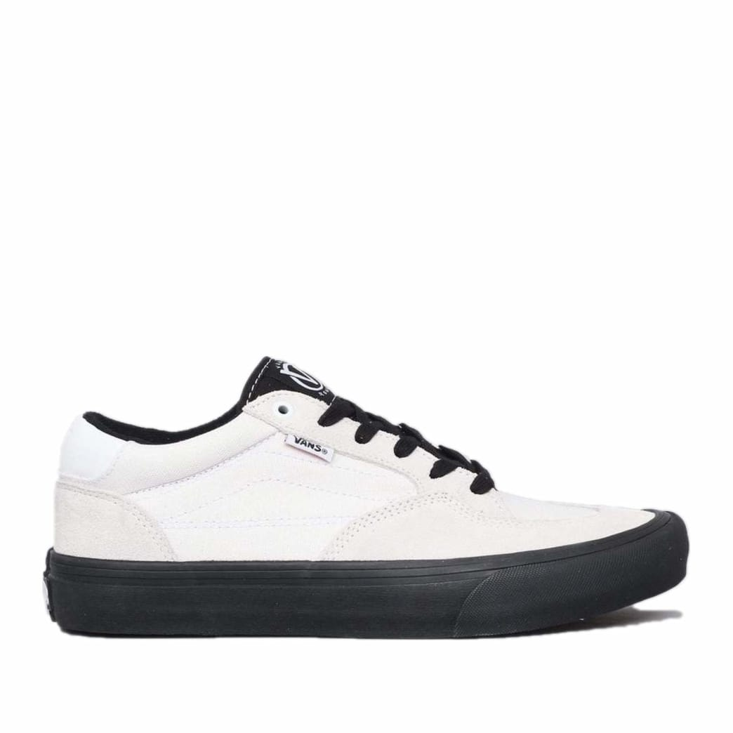 Vans Rowan Pro Shoes - White / Black | Shoes by Vans 1