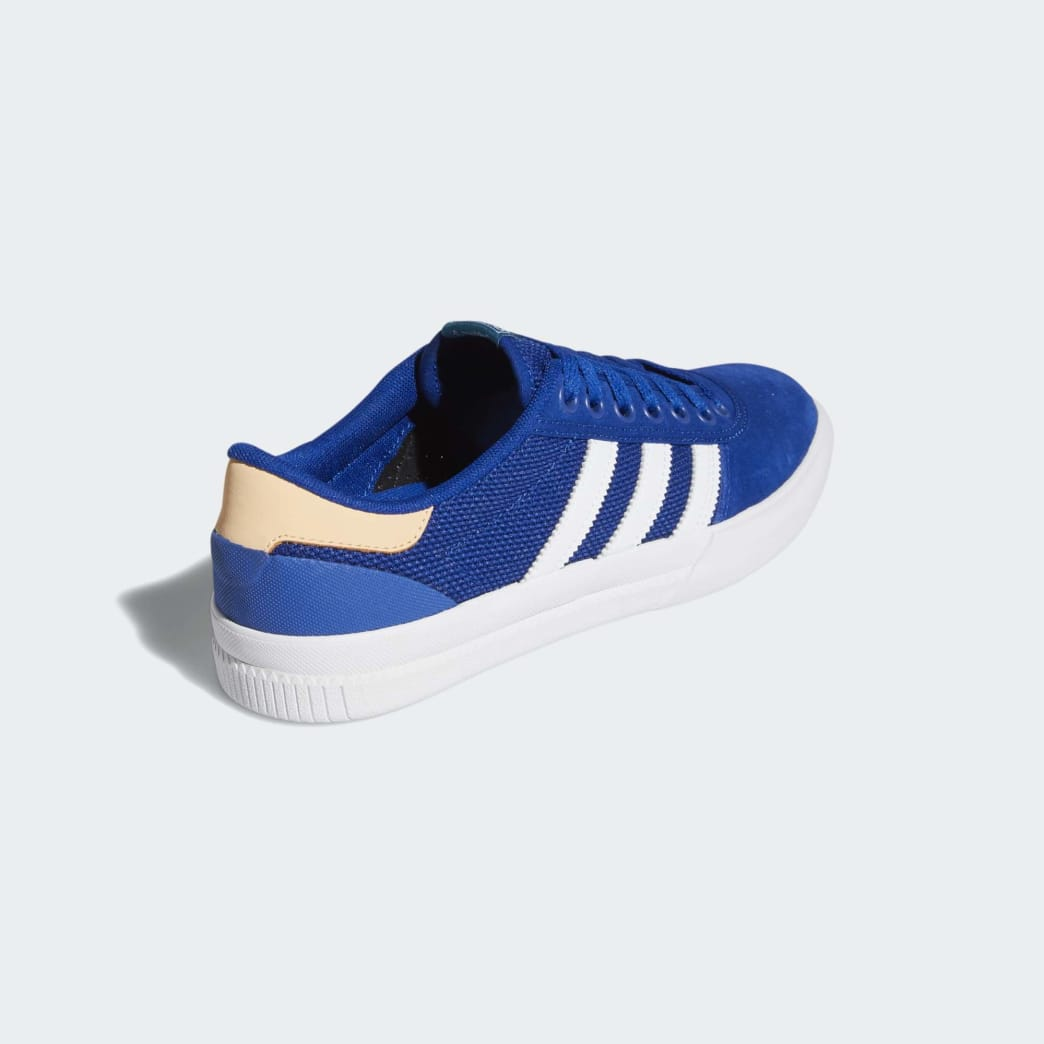 Adidas Lucas Premiere Shoes - Collegiate Royal/Cloud White/Glow Orange | Shoes by adidas Skateboarding 5