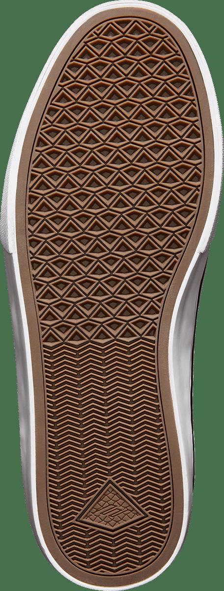 Emerica Dickson Skate Shoes - Bone | Shoes by Emerica 3