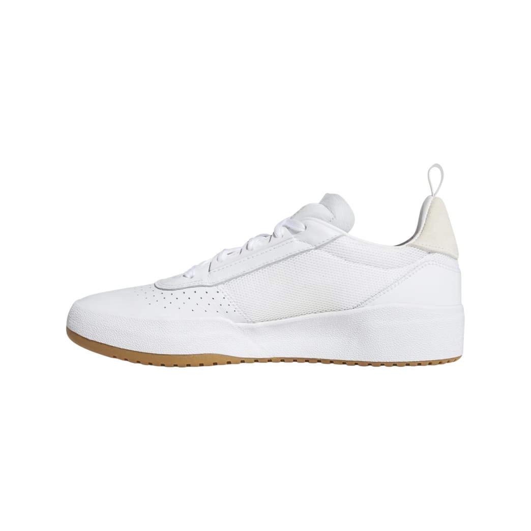 adidas Liberty Cup Skateboarding Shoe - Cloud White/Gold Metallic/Gum | Shoes by adidas Skateboarding 6