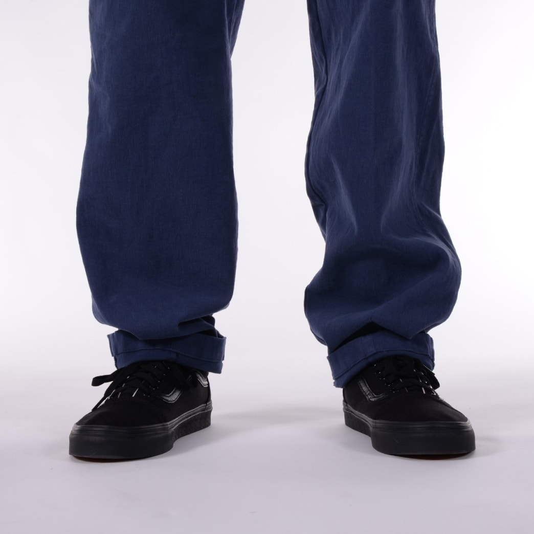 Quasi Fatigue Pant - Dark Blue | Jeans by Quasi Skateboards 4