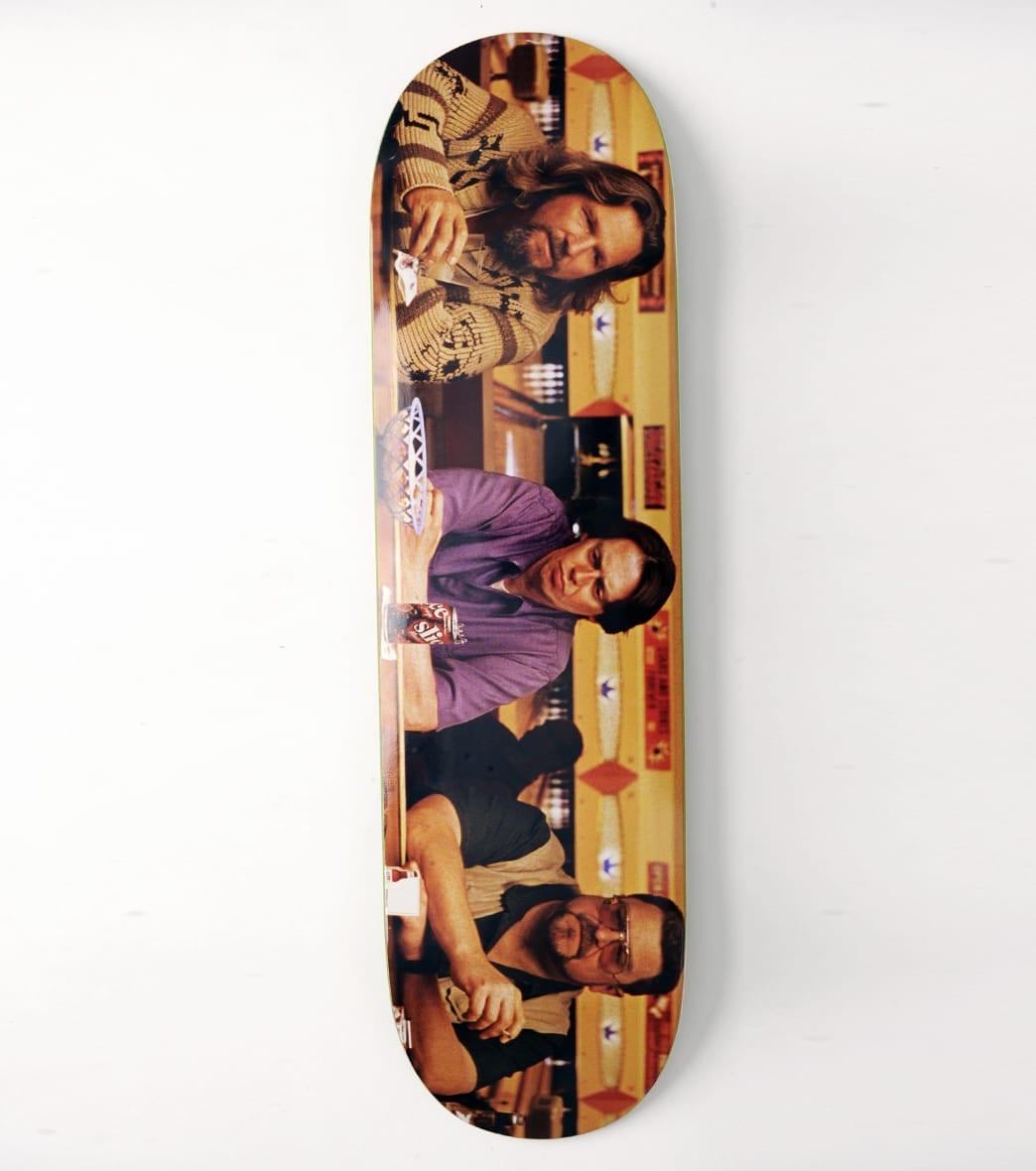 "Skateboard Cafe Bowling Skateboard Deck - 8.25"" | Deck by Skateboard Cafe 1"