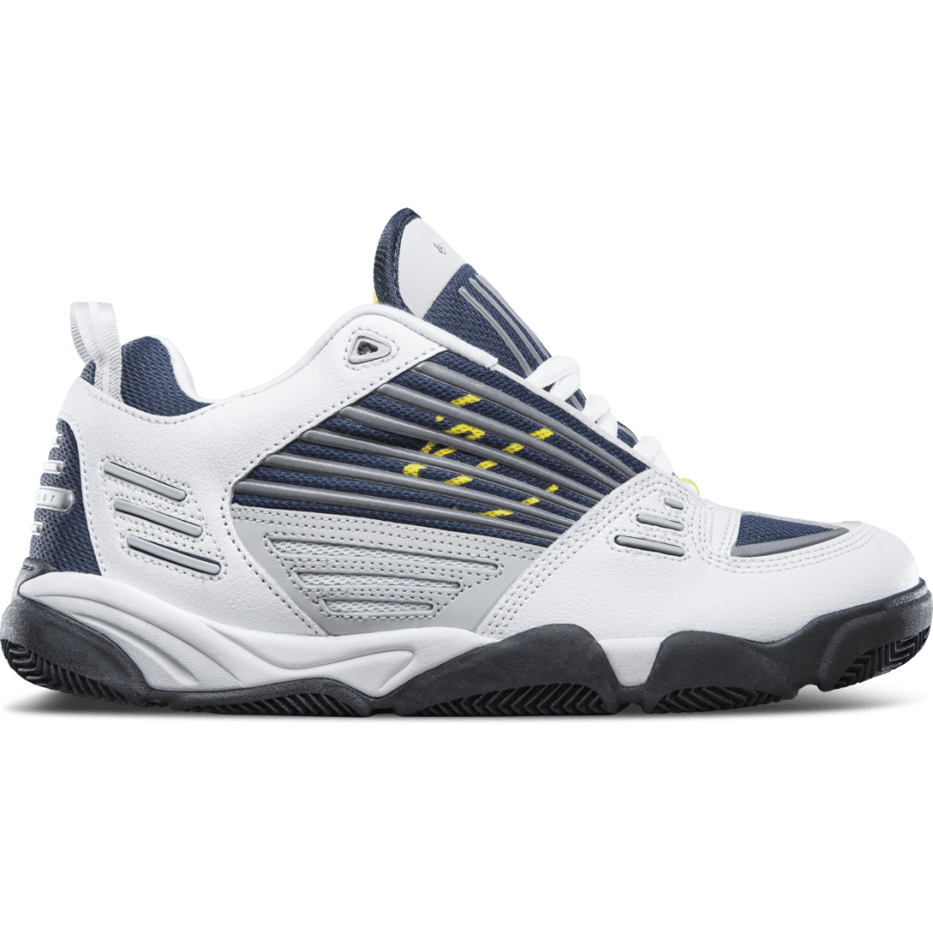 eS Omega Skate Shoe - White / Navy | Shoes by eS Shoes 1