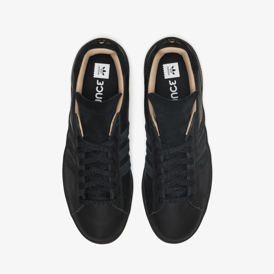 adidas Campus ADV Silas Baxter-Neal Skateboarding Shoe - Core Black/Core Black/St Pale Nude | Shoes by adidas Skateboarding 5
