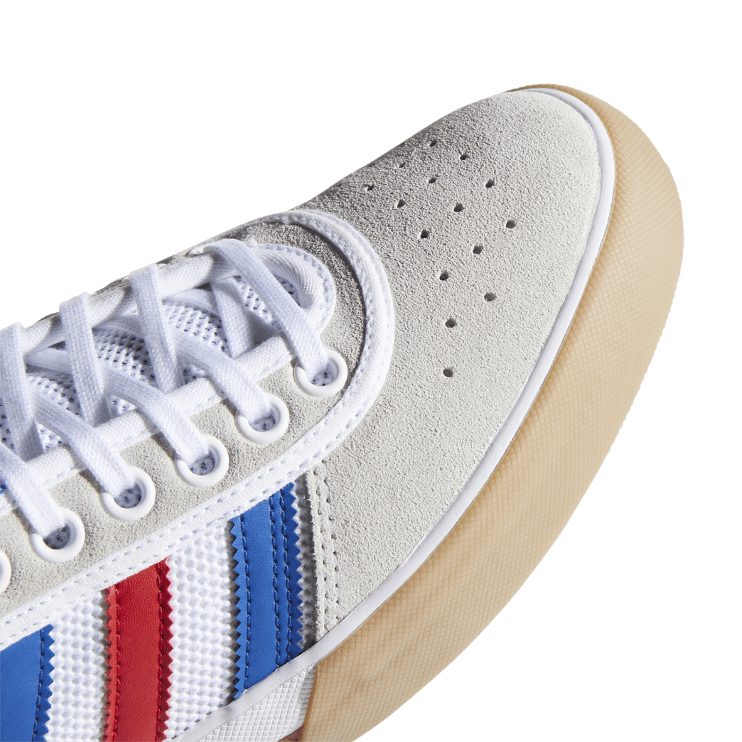 adidas Lucas Premiere Skate Shoes - FTWR White / Collegiate Royal / Crystal White | Shoes by adidas Skateboarding 8