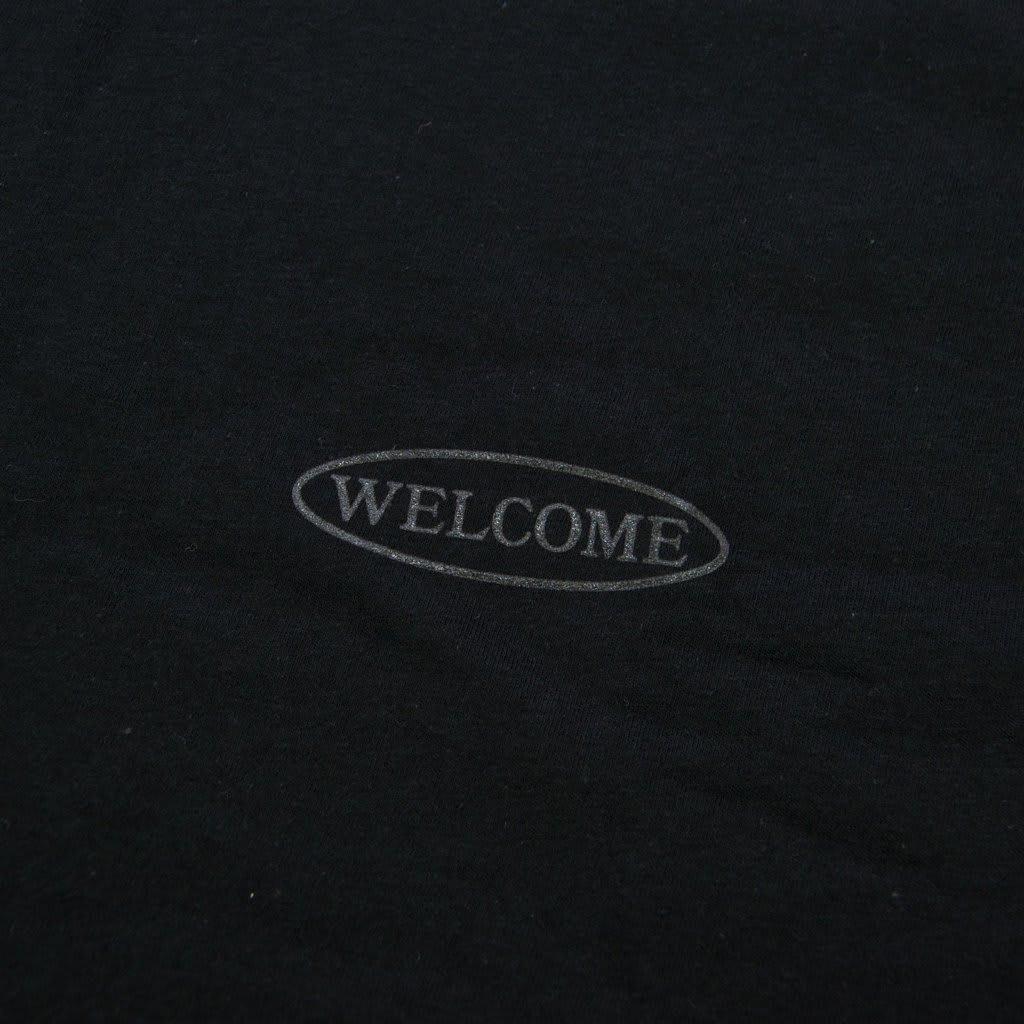 Welcome Skate Store - No Drama T-Shirt - Black   T-Shirt by Welcome Skate Store 3