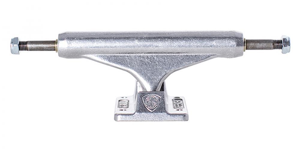 Independent Trucks 139 MiD Skateboard Trucks - Polished Silver (Pair) | Trucks by Independent Trucks 2