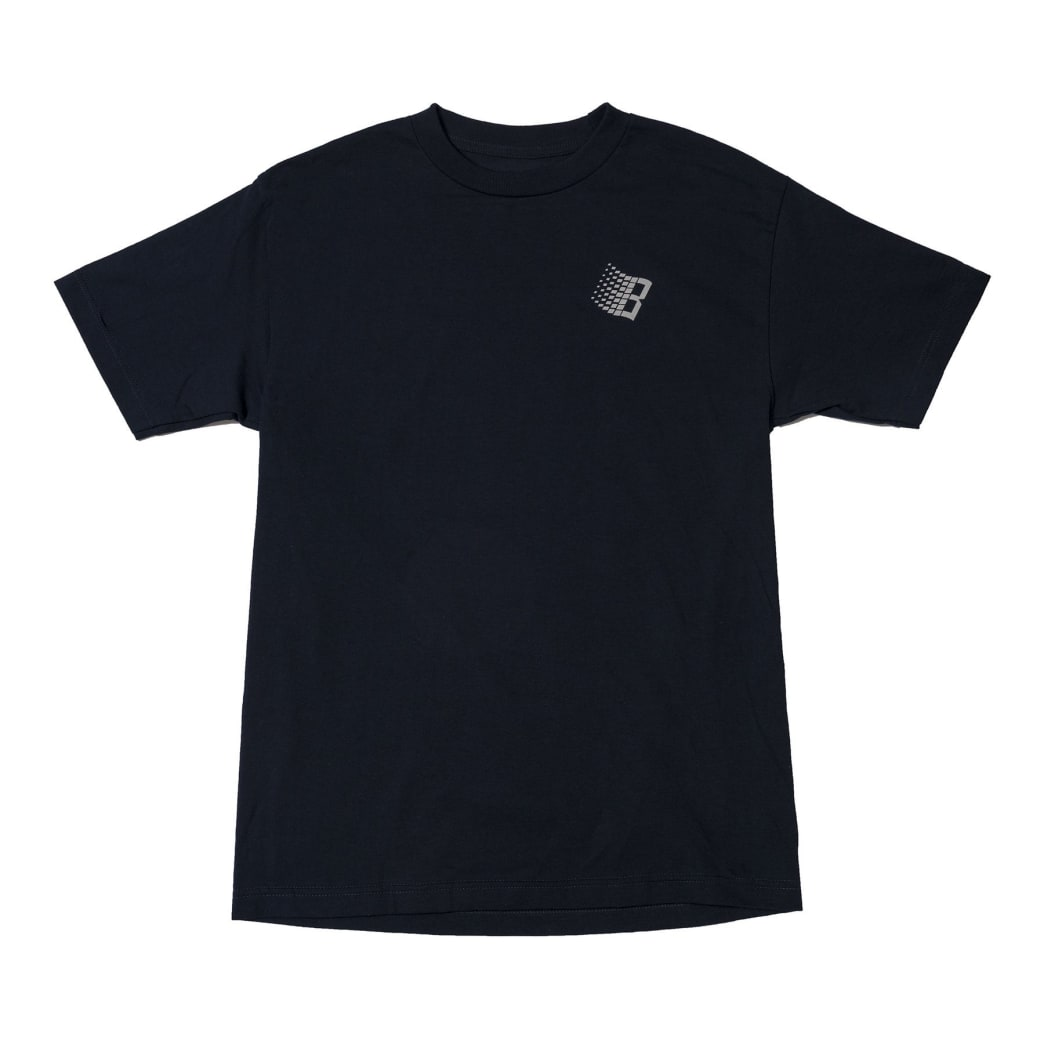 Bronze 56K International T-Shirt - Navy | T-Shirt by Bronze 56k 2