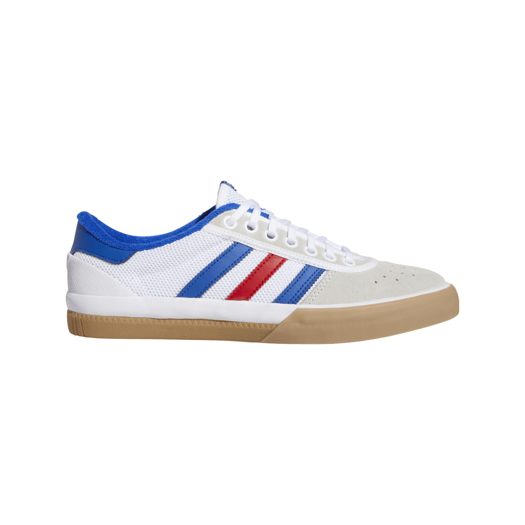 adidas Lucas Premiere Skate Shoes - FTWR White / Collegiate Royal / Crystal White | Shoes by adidas Skateboarding 1