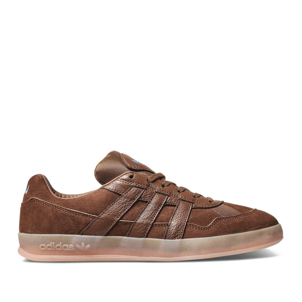 adidas Skateboarding Aloha Super Karol Winthorp Shoes - Bark / Bark / Vapour Pink | Shoes by adidas Skateboarding 1