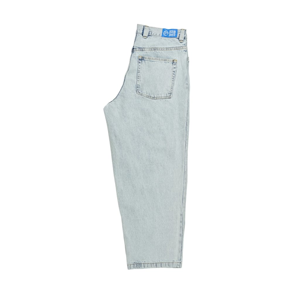 Polar Big Boy Jeans Light Blue | Jeans by Polar Skate Co 3
