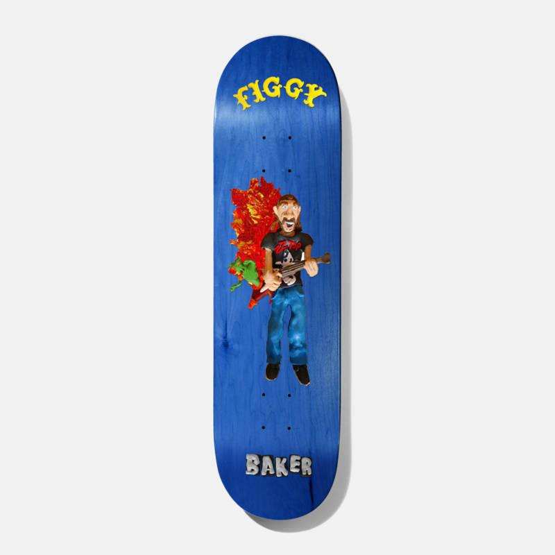 "Baker Skateboards Figgy Kazi Skateboard Deck - 8.25"" | Deck by Baker Skateboards 1"
