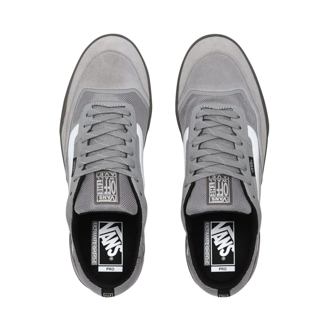 Vans AVE Pro Skate Shoes - Reflective Grey | Shoes by Vans 2