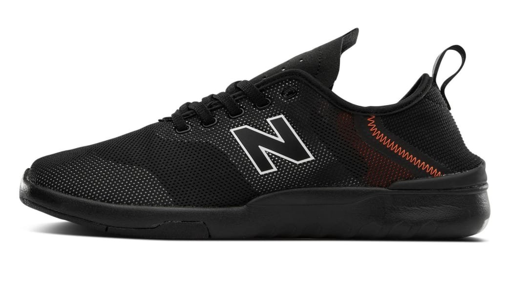 New Balance Numeric All Coasts 659V2 Shoes - Black / Red | Shoes by New Balance 2