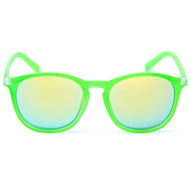 Happy Hour Provost Flap Jacks - Fluorescent Frosted Green | Sunglasses by Happy Hour 1