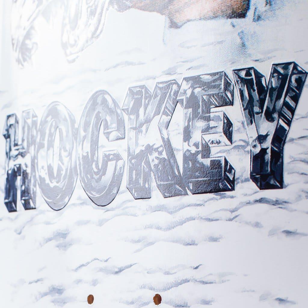 "Hockey Liquid Metal Skateboard Deck - 8.25""   Deck by Hockey Skateboards 3"