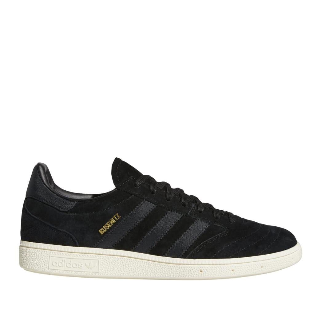 adidas Skateboarding Busenitz Vintage Shoes - Core Black / Core Black / Chalk White | Shoes by adidas Skateboarding 1