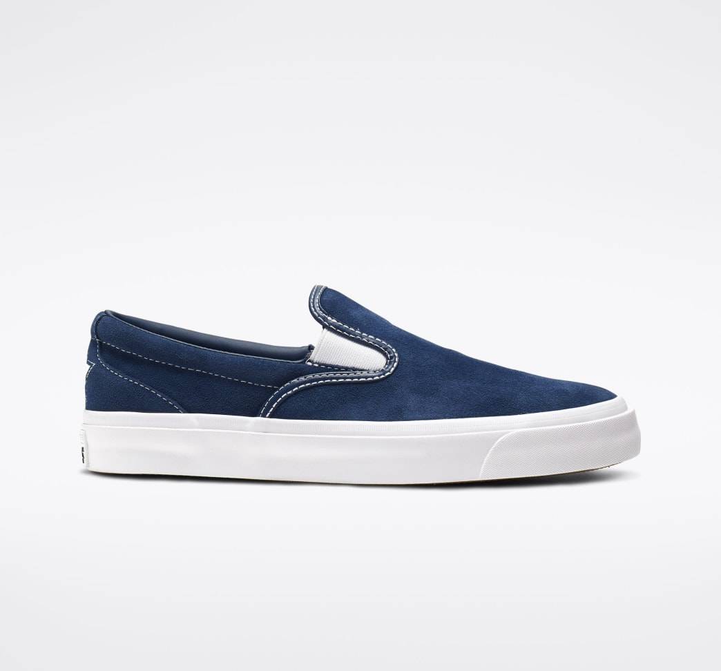 Converse Cons One Star CC Pro Slip - Navy/White/White | Shoes by Converse Cons 1