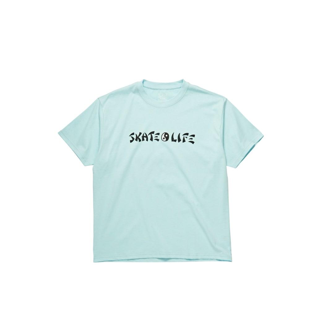 Polar Skate Co Skatelife T-Shirt - Aquamarine | T-Shirt by Polar Skate Co 1