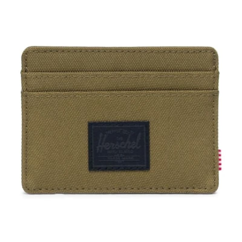 Herschel Supply Co. Charlie Wallet - Khaki Green | Wallet by Herschel Supply Co. 1