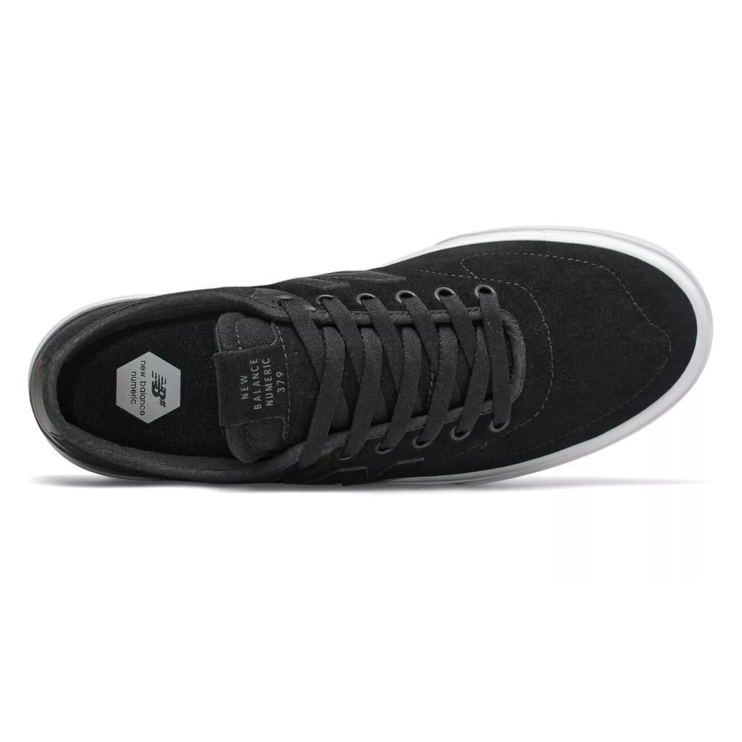 New Balance Numeric 379 Skate Shoes - Black / Grey | Shoes by New Balance 3