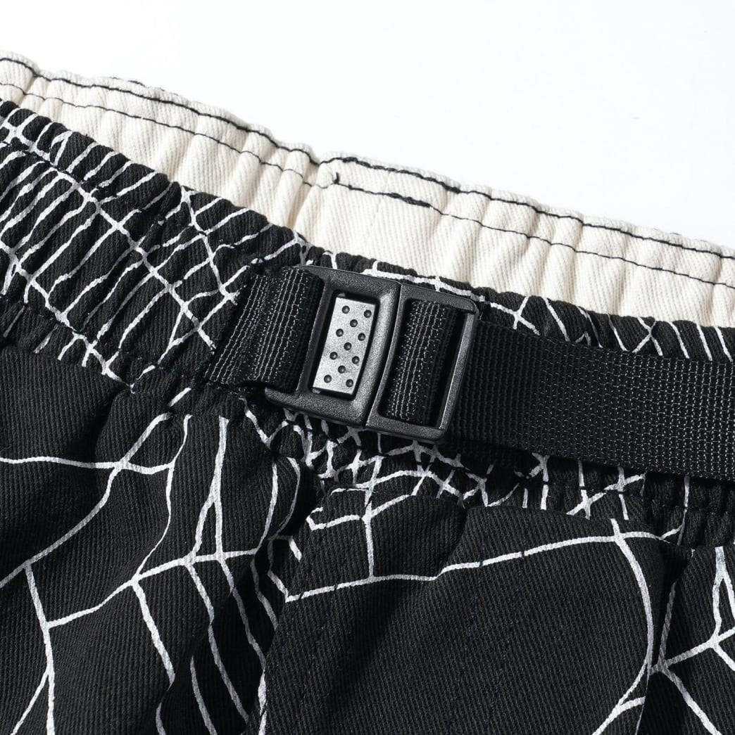 Butter Goods Web Pants - Black | Trousers by Butter Goods 5