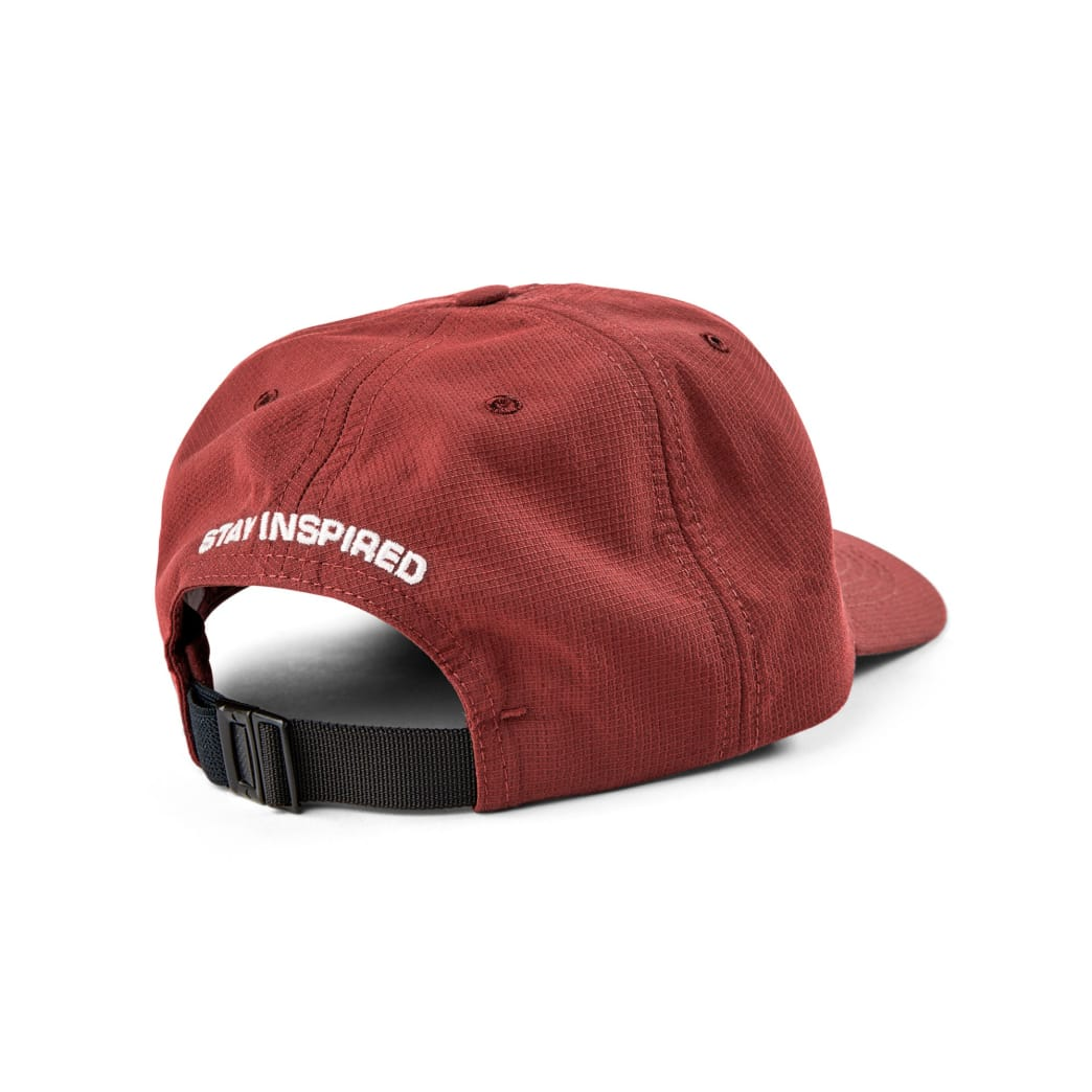 Polar Skate Co Lightweight Cap - Red | Baseball Cap by Polar Skate Co 2